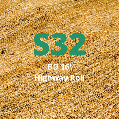 S32 BD 16′ Highway Roll